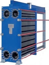 Теплообменник альфа лаваль bfg Кожухотрубный конденсатор Alfa Laval CRF162-5-XS 2P Бузулук