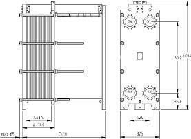 Пластины теплообменника SWEP (Росвеп) GL-330P Москва Уплотнения теплообменника Alfa Laval AQ8S-FG Уссурийск