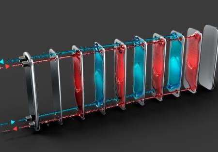 Холодильник кожухотрубный (кожухотрубчатый) типа ХКВ Подольск
