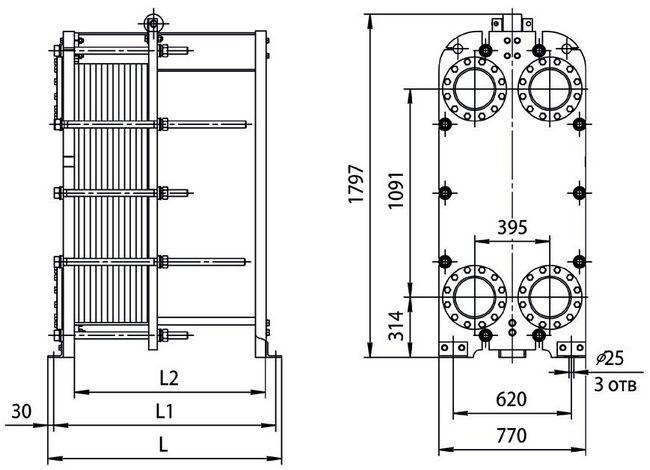 Ридан нн 06м Кожухотрубный конденсатор ONDA SM 24 Тюмень