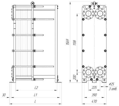 Пластинчатый теплообменник КС 22 Москва Пластины теплообменника Sondex S67 Подольск