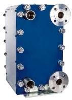 Кожухотрубный теплообменник Alfa Laval ViscoLine VLA 34/48/76/85-6 Зеленодольск