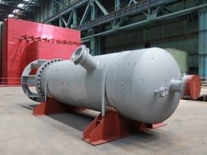 Подогреватель высокого давления ПВД-1100-37-4,5 Орёл Кожухотрубный конденсатор Alfa Laval CRF211-5-S 2P Калуга