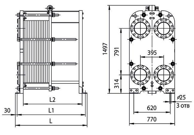 Теплообменник нн 47 теплообменник swep характеристики