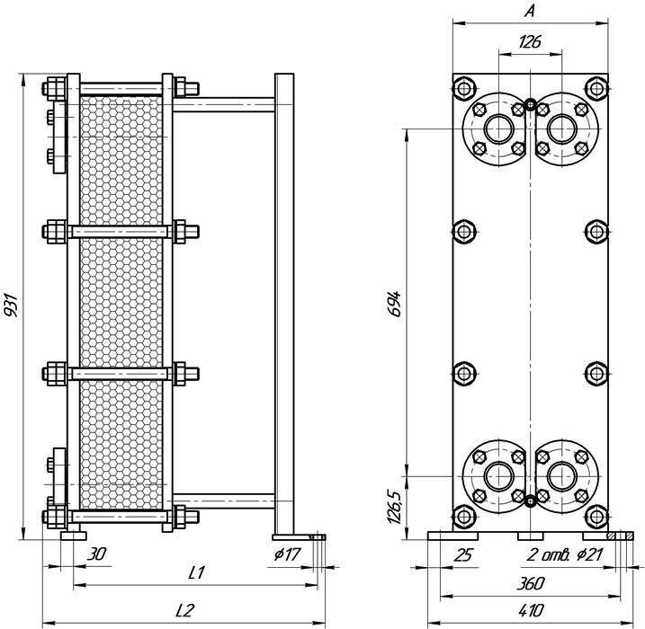 Пластины теплообменника КС 250 Артём Уплотнения теплообменника Kelvion NT 150L Пушкино