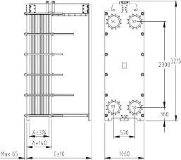 Пластины теплообменника SWEP (Росвеп) GL-330P Москва Уплотнения теплообменника Теплоконтроль ТРТ 2 Абакан