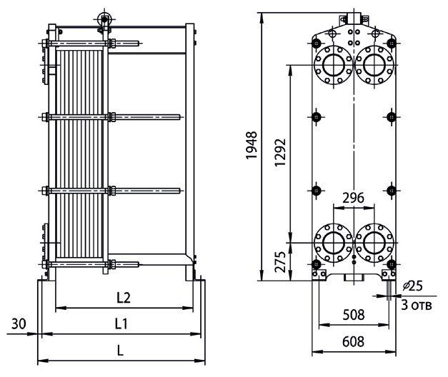 Пластины теплообменника Ридан НН 152 Артём Кожухотрубный конденсатор Alfa Laval McDEW 153 T Петрозаводск