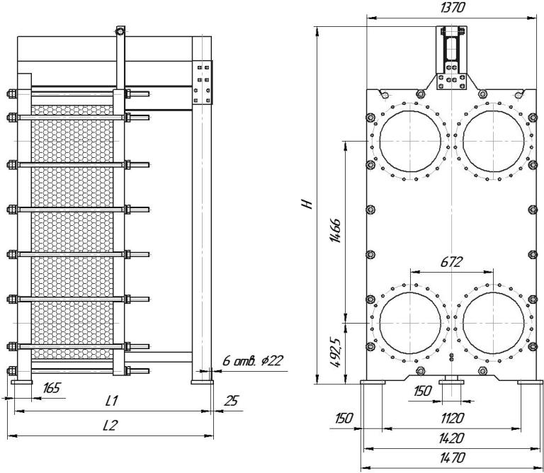 Теплообменник пластинчатый гвс этра Уплотнения теплообменника Alfa Laval T45-MFG Хабаровск