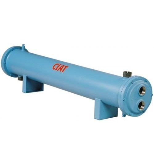 Конденсатор кожухотрубный (кожухотрубчатый) типа КНГ Химки нева 4511 газовая колонка теплообменник купить