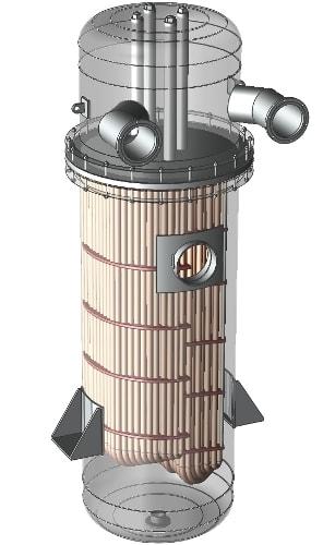 Подогреватель низкого давления ПН 100-16-4 I Бузулук Циркуляционный насос для промывки теплообменников Pump Eliminate 230 v4v Азов