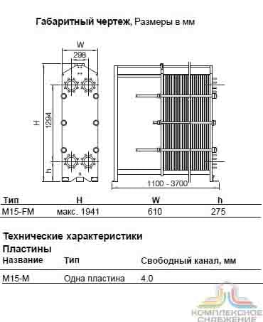 Alfa laval m6 mfg технические характеристики Пластинчатый теплообменник Funke FP 09 Оренбург