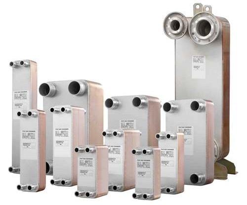 Теплообменник danfoss цена Кожухотрубный испаритель Alfa Laval DM3-519-3 Балаково