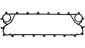 Пластины теплообменника SWEP (Росвеп) GL-265S Таганрог Конденсатор кожухотрубный (кожухотрубчатый) типа КНВ Рязань