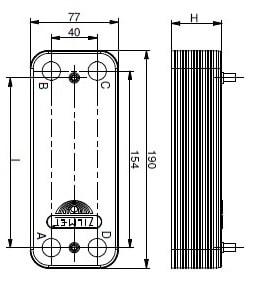Уплотнения теплообменника Теплохит ТИ 214 Артём Кожухотрубный теплообменник Alfa Laval VLR7x33/129-6,0 Чита