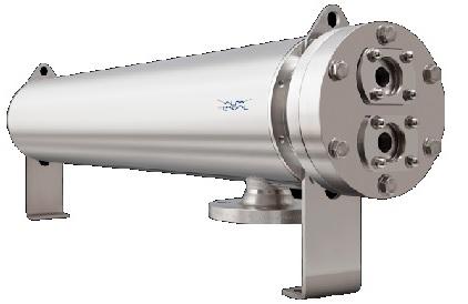 Кожухотрубный конденсатор Alfa Laval CDEW-900 T Гатчина Паяный теплообменник-испаритель Машимпэкс (GEA) GBH 900AE Азов