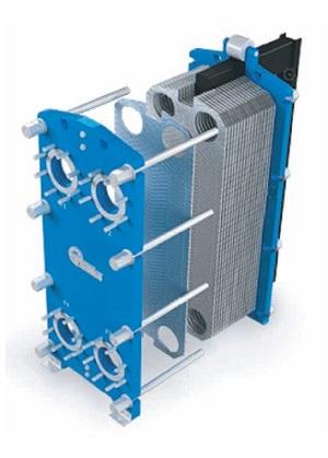 Пластинчатый теплообменник ТПлР T500 EL.01. Камышин типы пластин в теплообменнике