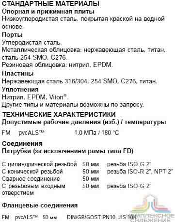 Пластинчатый теплообменник Sigma M7 Обнинск