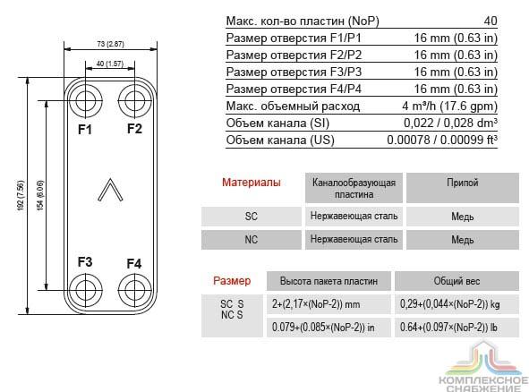 Паяный пластинчатый теплообменник SWEP AB50 Артём Уплотнения теплообменника КС 024 Новотроицк