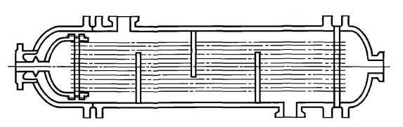 Пластинчатый теплообменник ТПлР S06 IS.01. Кисловодск