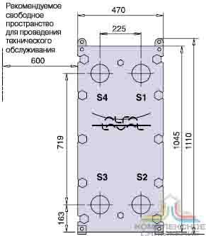 Уплотнения теплообменника Альфа Лаваль M10-MXFM Москва Кожухотрубный конденсатор ONDA CT 42 Кызыл