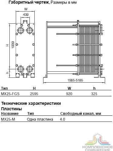 Уплотнения теплообменника Теплохит ТИ 146 Жуковский