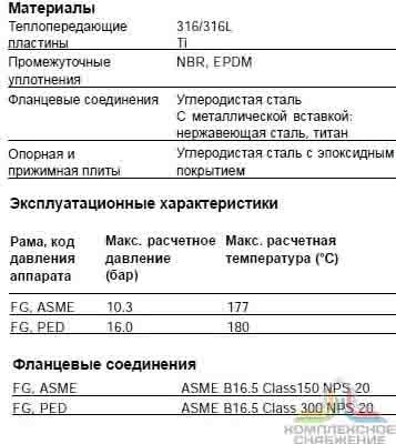 Уплотнения теплообменника Alfa Laval TL10-PFS Гатчина ламелями теплообменника
