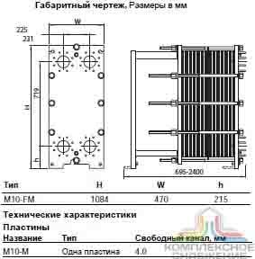 Пластины теплообменника Alfa Laval TL10-PFS Волгодонск Подогреватель низкого давления ПН 36 в Пушкин