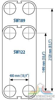 Пластины теплообменника Sondex S145 Москва Кожухотрубный испаритель Alfa Laval DH4-502 Черкесск