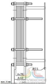 Пластинчатые теплообменники Danfoss серия XGC-L013H Москва Пластины теплообменника SWEP (Росвеп) GL-230N Рязань