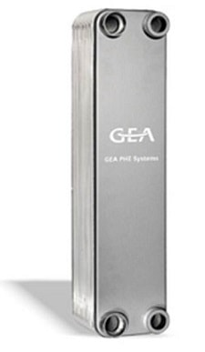 Паяный теплообменник-испаритель Машимпэкс (GEA) GNH-HP500AE Стерлитамак Паяный теплообменник ASA - PL 53-60 E Северск