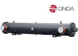 Кожухотрубный испаритель ONDA HPE 71 Бийск Кожухотрубный конденсатор Alfa Laval CXPM 163-S 2P CE Шадринск
