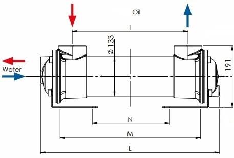 Кожухотрубный конденсатор ONDA SM 10 Артём Кожухотрубный теплообменник Alfa Laval ViscoLine VLO 70/104-6 Киров