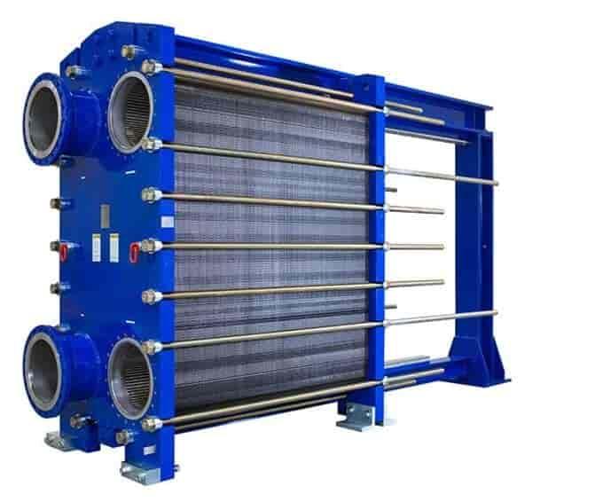 Уплотнения теплообменника Tranter GF-187 N Назрань скорость в каналах пластинчатого теплообменника