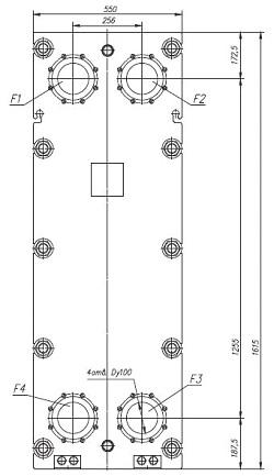 Пластинчатый теплообменник ТПлР S18 IS.02. Артём Кожухотрубный жидкостный ресивер ONDA RL 520 Миасс